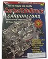 Nova How to Build and Modify Carter and Edelbrock Carburetors (128 Pages), Each