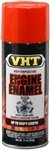 Spray Paint, High Temperature Engine Coating, Orange, Each