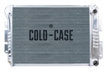 1968 - 1971 Chevy II Nova COLD-CASE LS Swap Aluminum Radiator