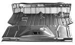 1971 - 1972 Chevelle Trunk Floor (1 Piece, Complete) (Includes Braces and Floor Section to Rear Seat), Each