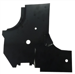 1966 - 1967 Chevelle Cowl Side Panel, Lower Reinforcement, LH