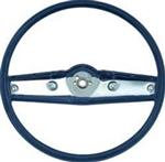 1969 - 1970 Nova Steering Wheel, Standard, Dark Blue, 3939732