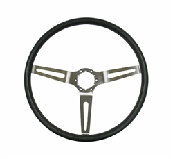 1966 - 1972 Chevelle NK1 Small Comfort Grip Steering Wheel, Black