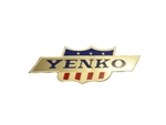 Yenko Shield Valve Cover Decal