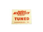 Yenko Tuned Decal