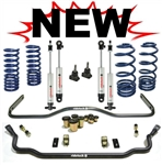 1964 - 1967 Chevelle Suspension Kit, Ridetech, StreetGrip, Small Block & LS