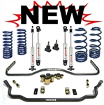 1968 - 1972 Chevelle Suspension Kit, Ridetech, StreetGrip, Big Block