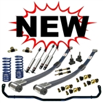 1968 - 1974 Nova Suspension Kit, Ridetech, StreetGrip, Big Block
