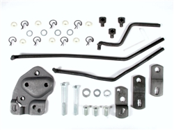 1968 - 1972 Chevelle Hurst Shifter Linkage Install Kit, for Muncie Transmission