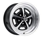 Legendary Magnum 500 Alloy SS Wheel 16 x 8 with Center Cap