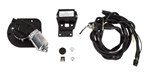 1966 Chevelle Selecta Speed Windshield Wiper Motor Kit, With Can Style Wiper Motor