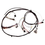 1967 Chevelle Front Light Harness, With Factory Gauges  -  Altp