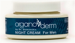 Organoderm MEN's Night Cream-4oz.