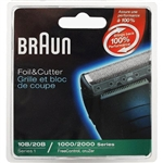 Braun 10B/20B Freecontrol Shaving Heads