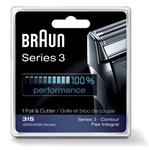 Braun 31S Flex XP Shaving Heads