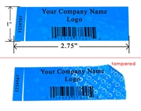 Non Residue Warranty Labels, Non Residue Warranty Seals, Non Residue Warranty Stickes
