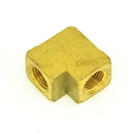 Elbow 1/8 (F) NPT X 1/8 (F) NPT - Brass
