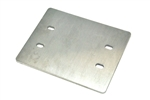 Bracket Pneumatic Pump Backing Plate Aluminium
