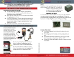 Driver instruction card pneumatic EP0
