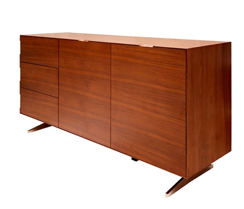 Avola Modern Buffet in Walnut