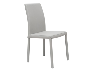 Messe Modern Dining Chair in Grey