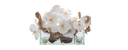 Luxurious flower arrangement that lasts years in your home