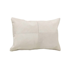 Hide Leather Pillows