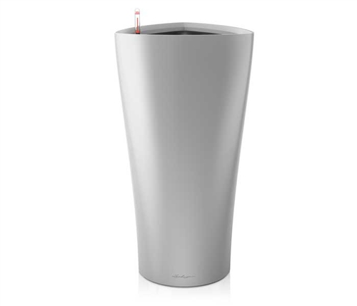 Delta Silver Metallic 30  - Modern Self Watering AS IS - FINAL SALE - Contact Showroom for info