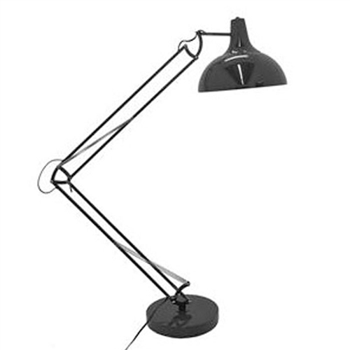Floor Lamp - Black
