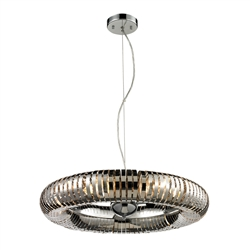 Alexia  Modern Ceiling Lamp Stainless Steel