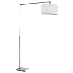 Delancey Modern Floor Arc Lamp