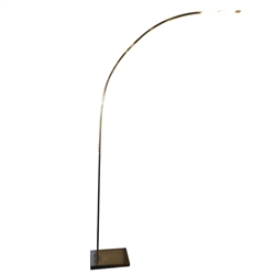 Sonic LED Modern Floor Arc Lamp