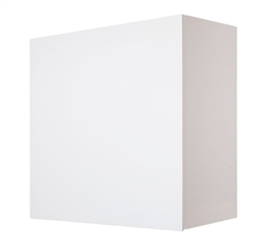 Beautiful large TV unit  White Lacquer Cube