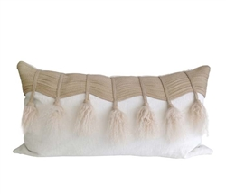 Helena Cowhide Pillow