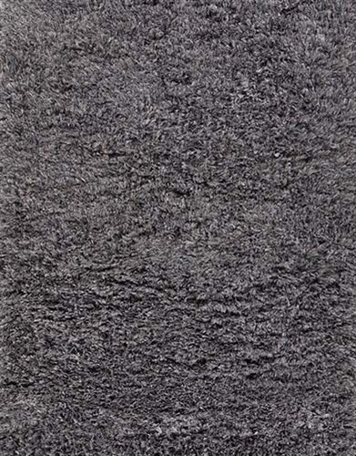 Pune Hand Woven Contemporary Rug Grey