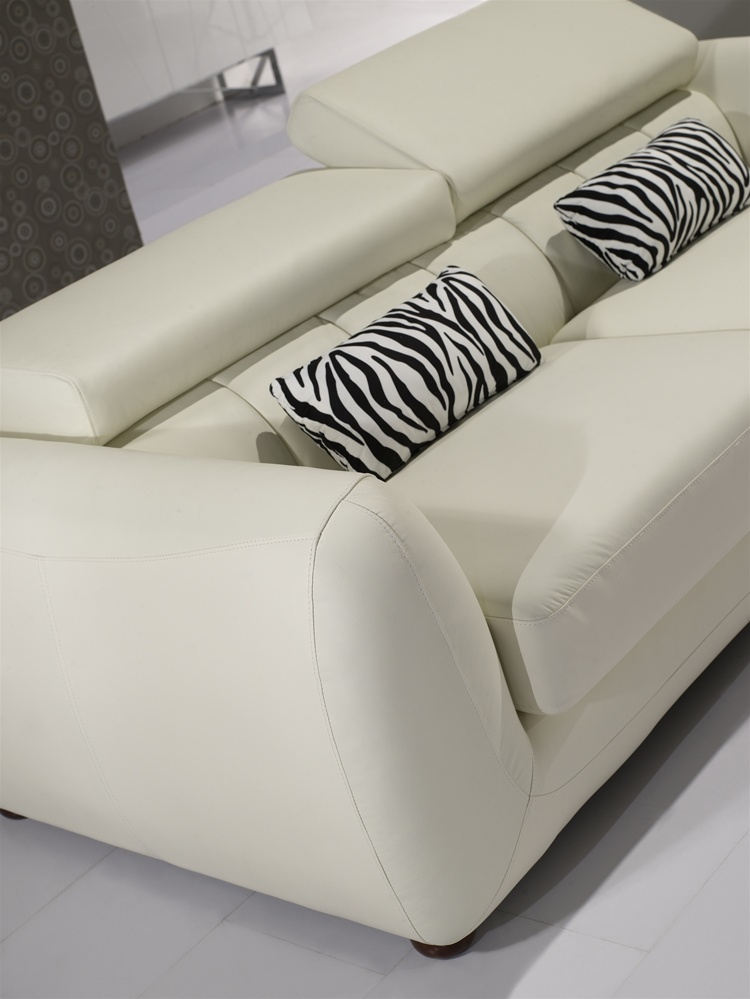 Stunning sofa. Mh2g  sofas and sectionals casali white leather sofa