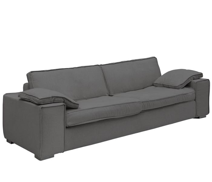 Modern Furniture Outlet outlet - sensual 4 modern sofa nova natural - mh2g