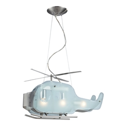 Perfect for a children's room, a fun room or any room in need of a special accent. These light fixtures will surely make a fun and original addition to any space in the house.