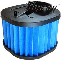 Air Filter Hd for Husqvarna 372, 371, 365 Replaces 503-81-80-01