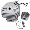 GX Cylinder Kit 48mm for Husqvarna 61 Replaces 503-53-20-71