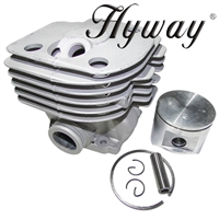 Pop-Up GX Cylinder Kit 48mm for Husqvarna 362, 365 Replaces 503-93-90-71