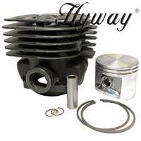 Pop-Up GX Cylinder Kit 52mm for Husqvarna 371, 372 Replaces 503-93-93-72