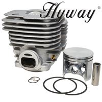 GX Cylinder Kit 56mm for Husqvarna K950 Replaces 506-15-55-06