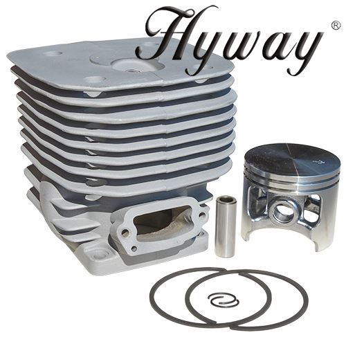 GX Cylinder Kit 60mm for Husqvarna K1250 Replaces 506-29-42-71