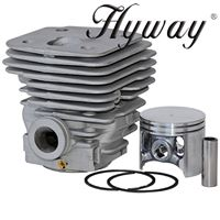 Pop-Up GX Big Bore Cylinder Kit 58mm for Husqvarna 395, 395XP Replaces 503-99-39-71