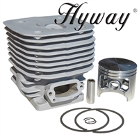 GX Cylinder Kit 60mm for Husqvarna K1250, 3120K, 3120XP Replaces 576-27-00-02