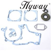 Gasket Set for Stihl MS381, MS380, 038 Replaces 1119-007-1050