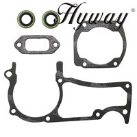 Gasket Set for Husqvarna 362 Replaces 503-64-72-01