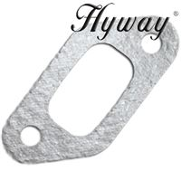 Exhaust Gasket for Husqvarna 359, 357 Replaces 503-91-66-01