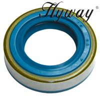 Oil Seal 18.4x26.4x3.6 for Husqvarna 372, 371, 365 Replaces 503-26-03-01